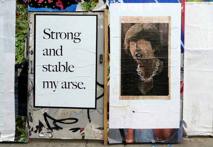 Strong and stable my arse. 1