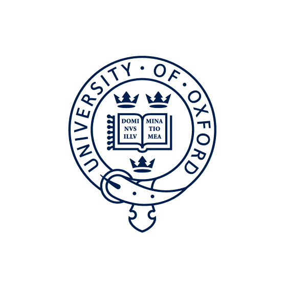 The belted crest is a traditional device featuring elements from the arms of the University including three crowns and an open book with the motto 'Dominus illuminatio mea' (the Lord is my light) set in Minion.