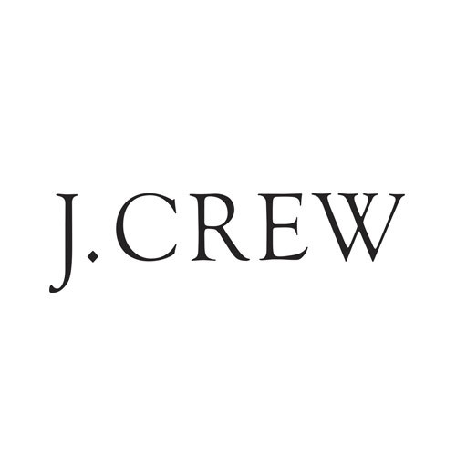 J.Crew logos (1983 & 2012) - Fonts In Use