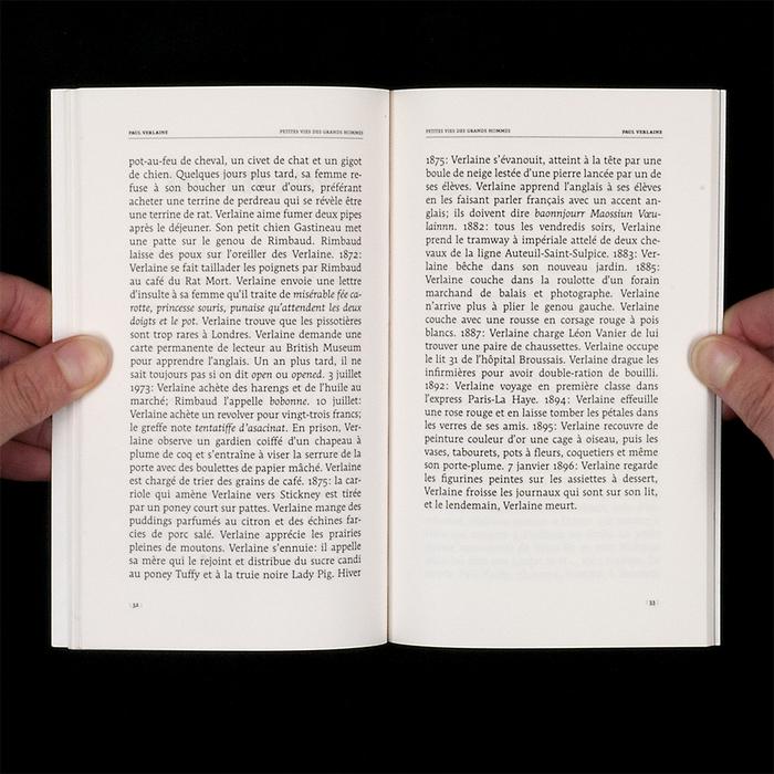 Petites vies des grands hommes by Lætitia Bianchi 3
