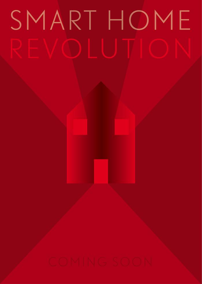 Smart Home Revolution movie posters 2