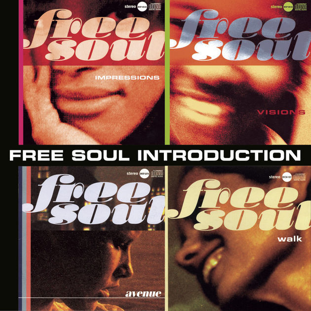 Free Soul compilations 7