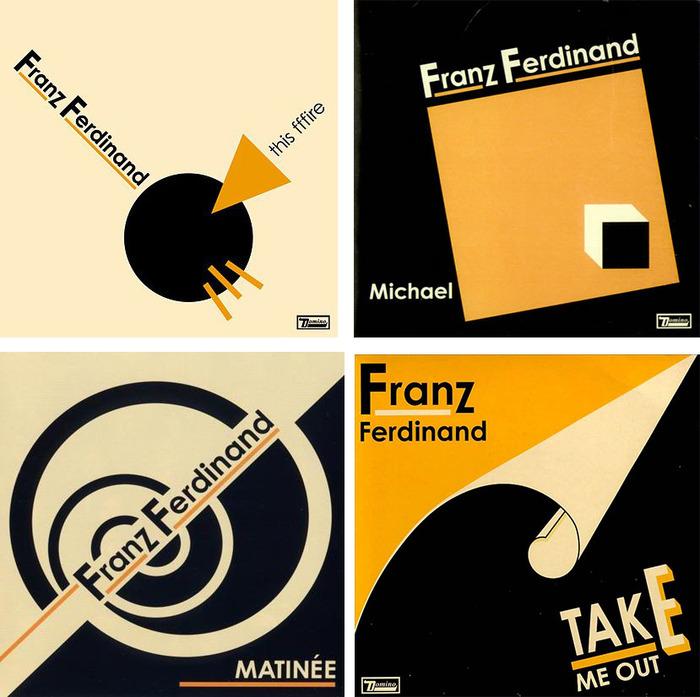 Franz Ferdinand — Franz Ferdinand (& singles) 2