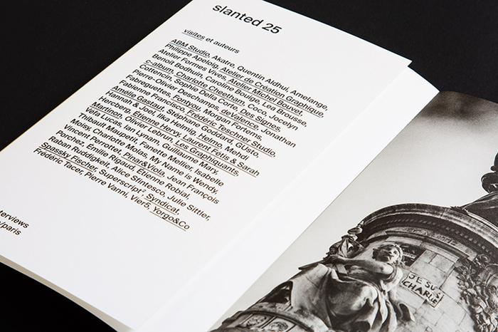 Slanted magazine identity 6