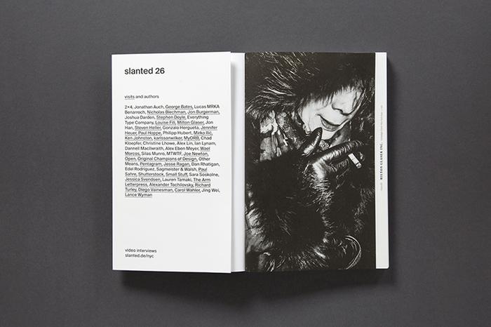 Slanted magazine identity 9