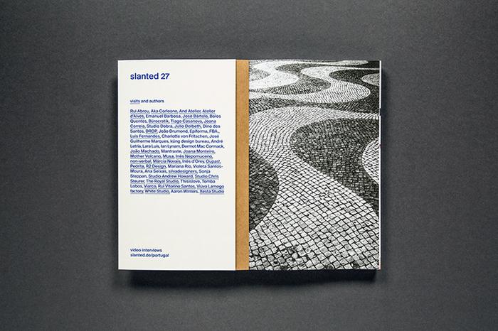 Slanted magazine identity 12