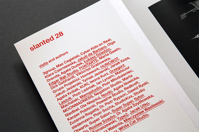 Slanted magazine identity 15