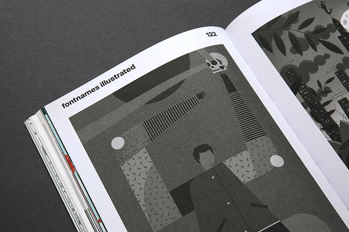Slanted magazine identity 16