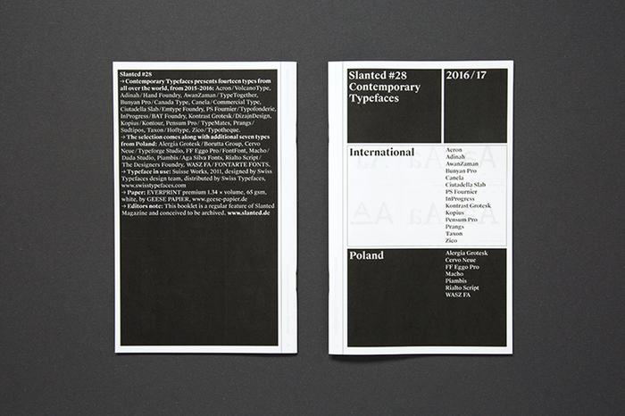 Slanted magazine identity 17