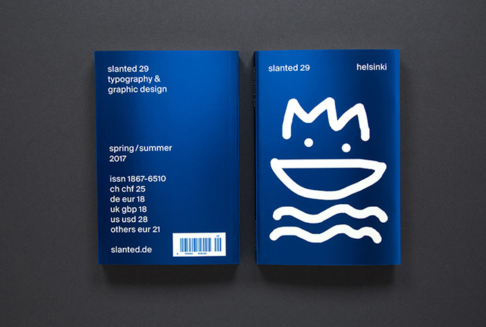 Slanted magazine identity 19