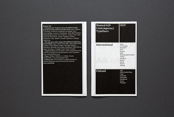 Slanted magazine identity 23