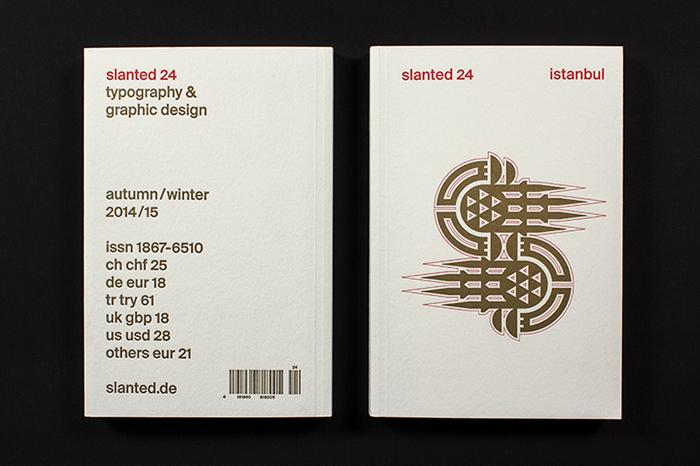 Slanted magazine identity 26