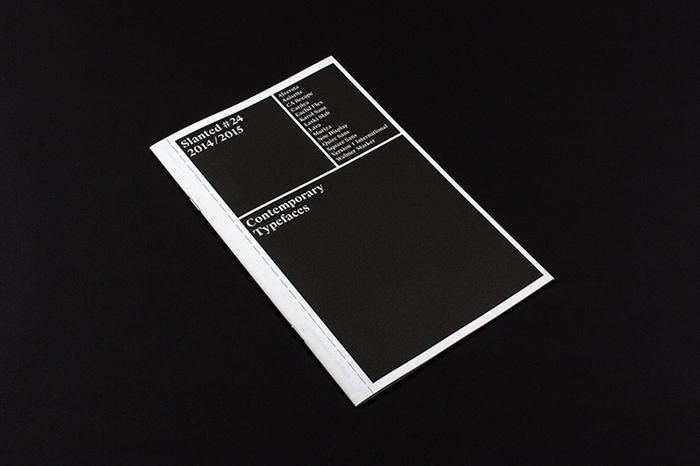 Slanted magazine identity 28