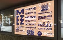 Mezz Concerts & Dance rebranding