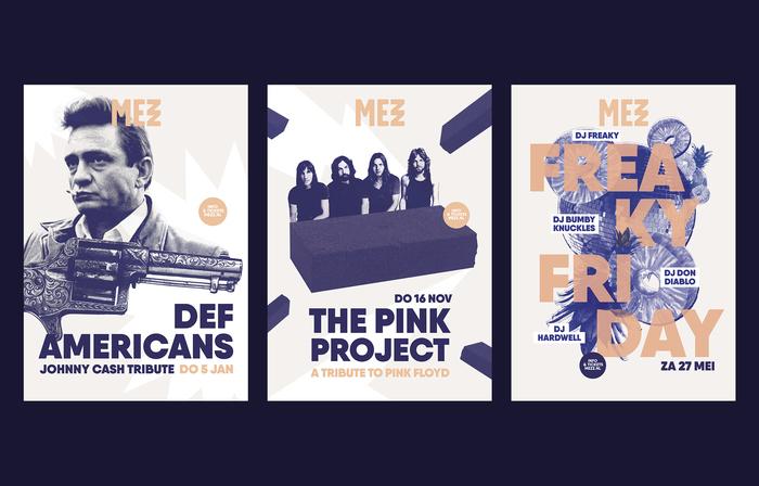 Mezz Concerts & Dance rebranding 5