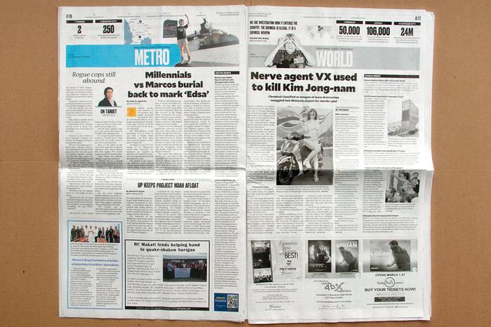 Philippine Daily Inquirer 2