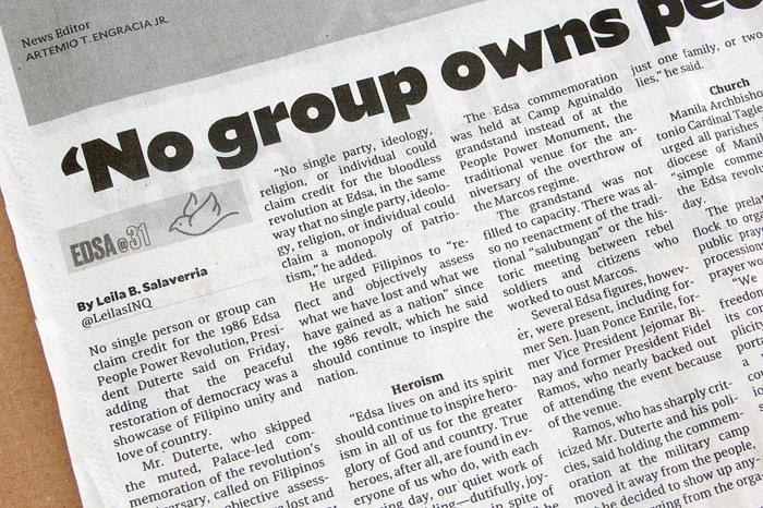 Philippine Daily Inquirer 6