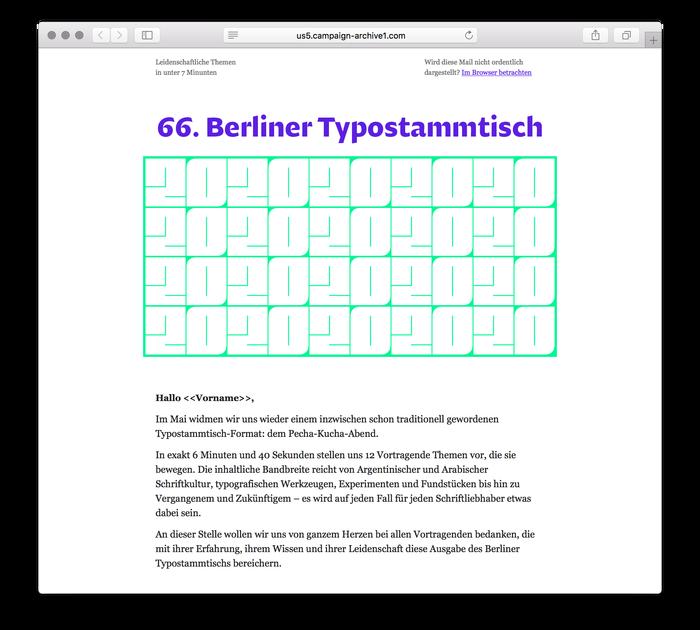 Typostammtisch Berlin – Pecha Kucha 2017 5