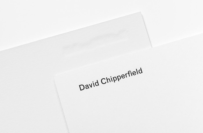 David Chipperfield Architects identity 1