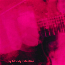 My Bloody Valentine – <cite>Loveless </cite>album art