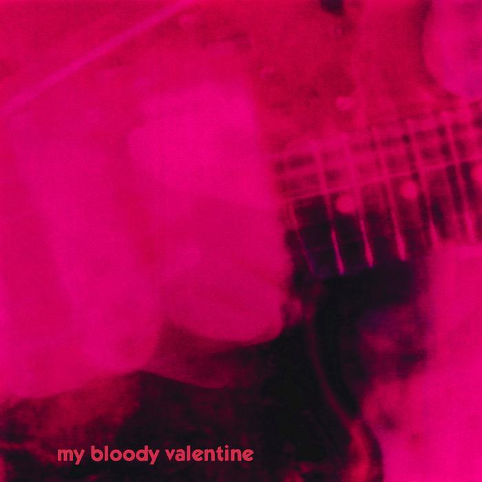 My Bloody Valentine – Loveless album art 1