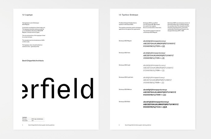 David Chipperfield Architects identity 5
