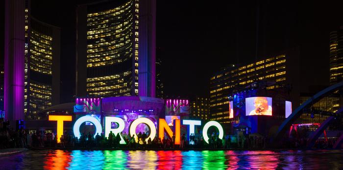 """Toronto"" sign 2"