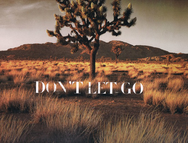 Don't Let Go (Real Eyes/Sony, 2001). Designer unknown