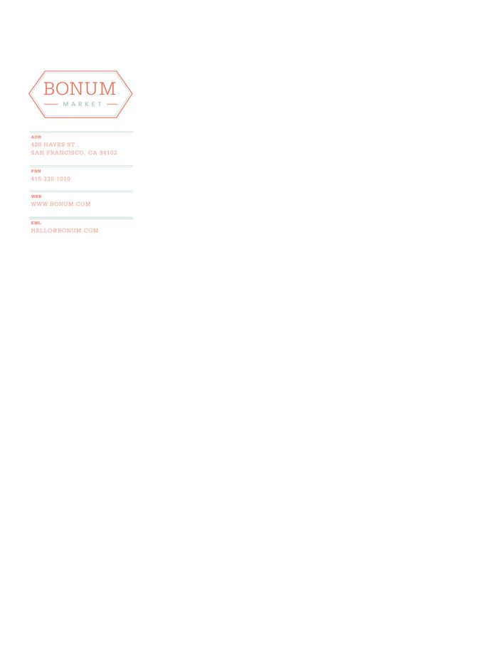 Bonum Market 3