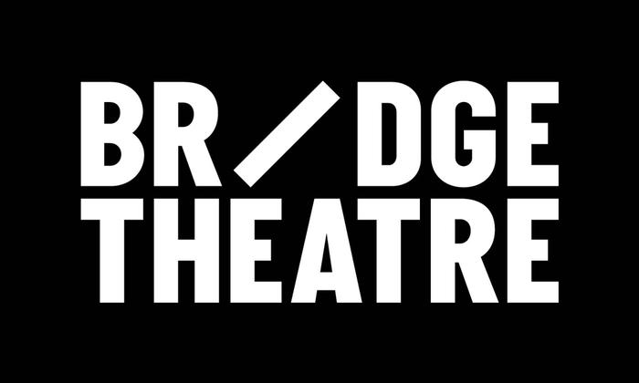 Bridge Theatre identity (2017) 2