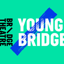 Bridge Theatre identity (2017)