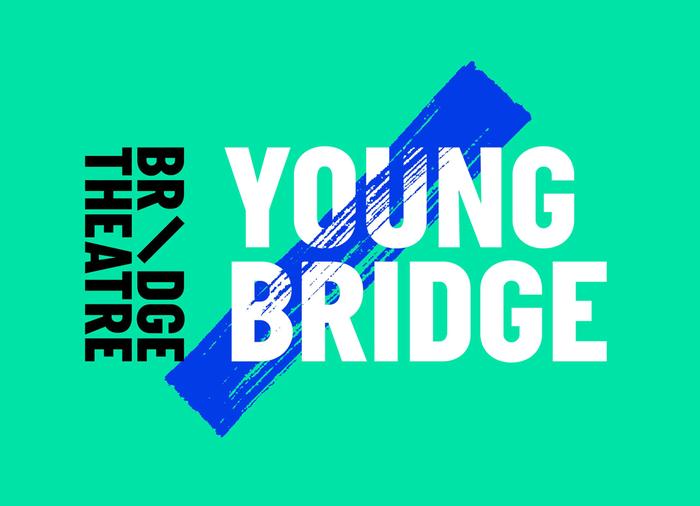 Bridge Theatre identity (2017) 1