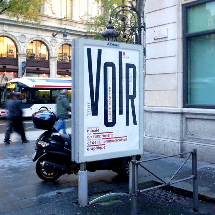"""""""VOIR! 50 ans de changements"""" 3"""