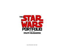 <cite>The Star Wars Portfolio</cite> by Ralph McQuarrie