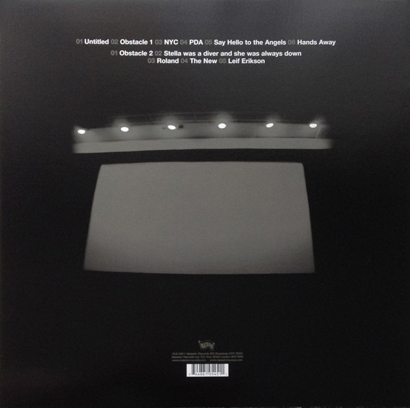 Vinyl rear