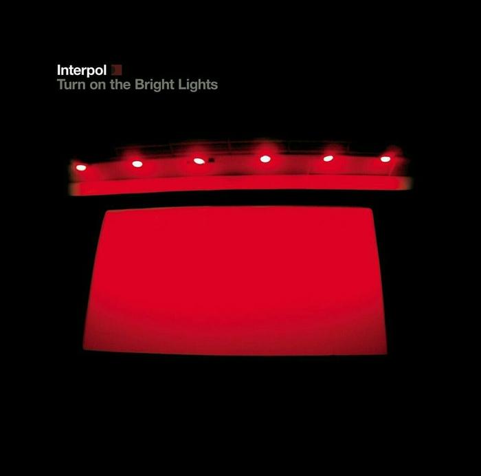 Interpol – Turn on the Bright Lights 3