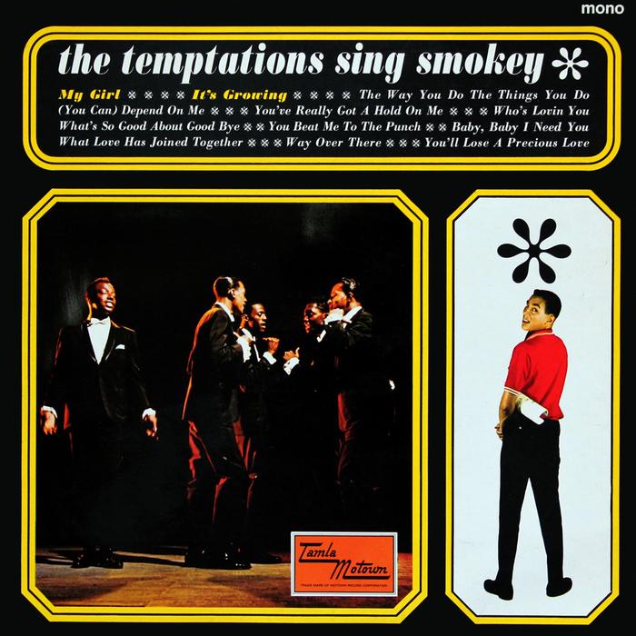 The Temptations Sing Smokey 1