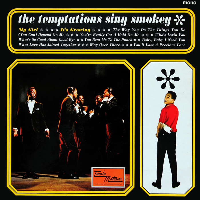 The Temptations Sing Smokey 1
