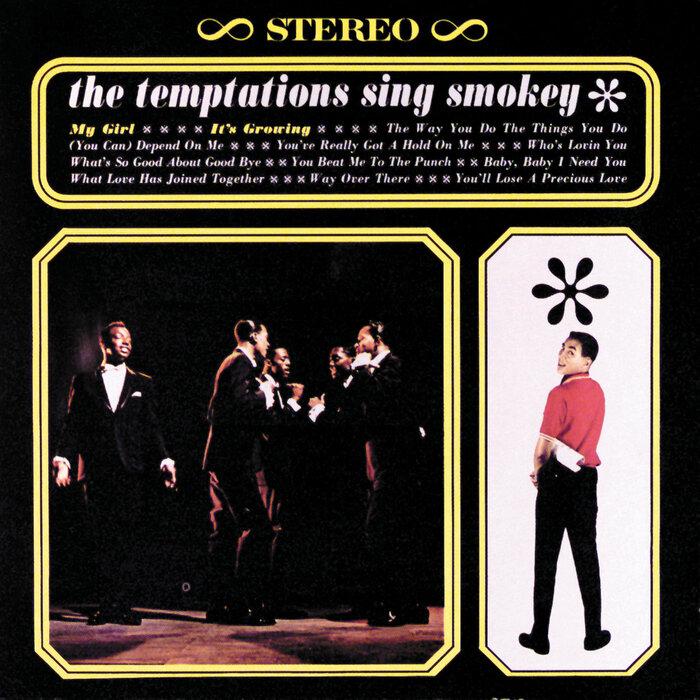 The Temptations Sing Smokey 2