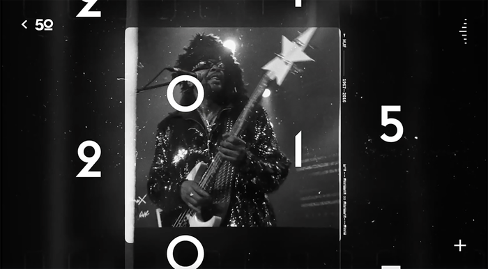Montreux Jazz Festival – interactive video 8