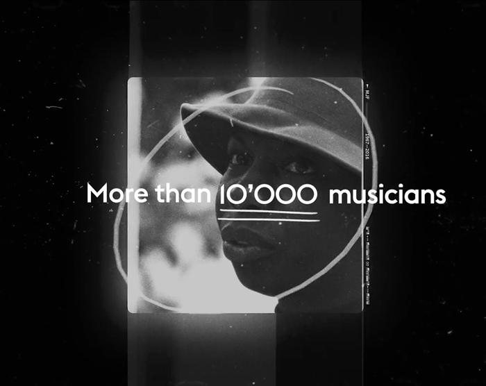 Montreux Jazz Festival – interactive video 3