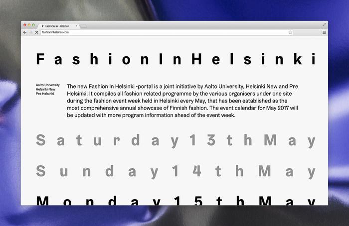 Fashion in Helsinki 1