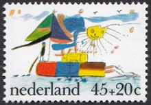 Kinderpostzegels 1976