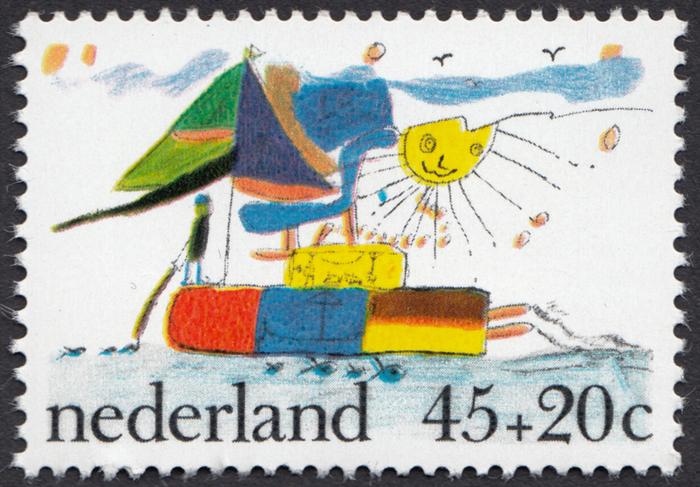 Kinderpostzegels 1976 2