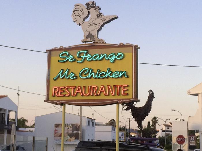 Sr. Frango Restaurante 1