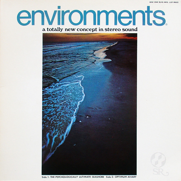Environments, a Totally New Concept in Stereo Sound 1