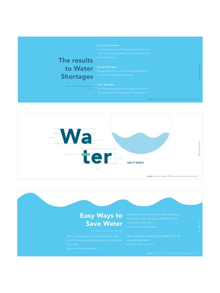 Save the Aqua 2