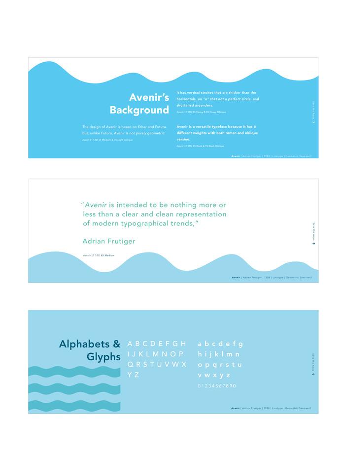 Save the Aqua 3