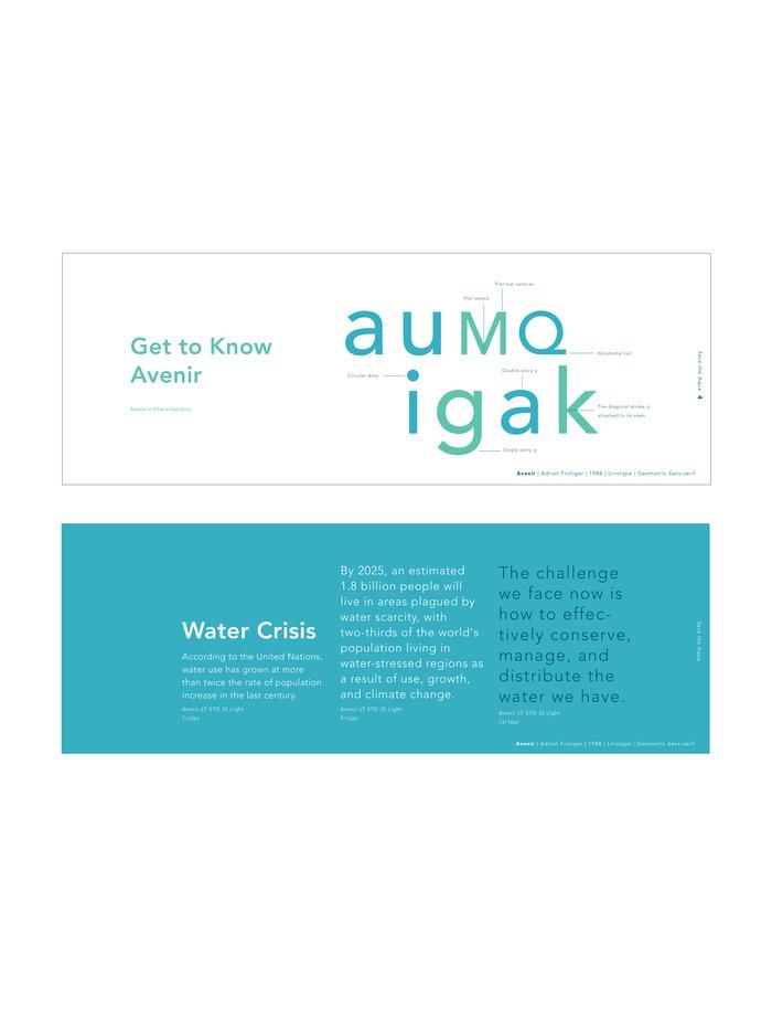 Save the Aqua 4