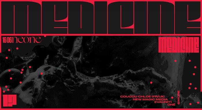 Medicine no.17 poster 2